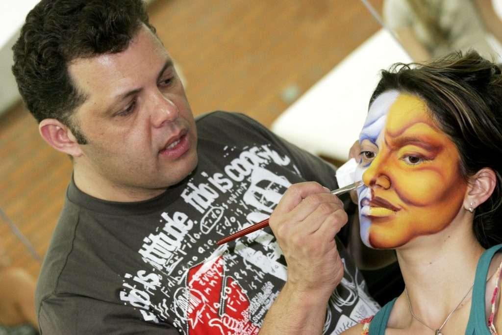 Beto França Make Up Artisti Maquiador Profissional