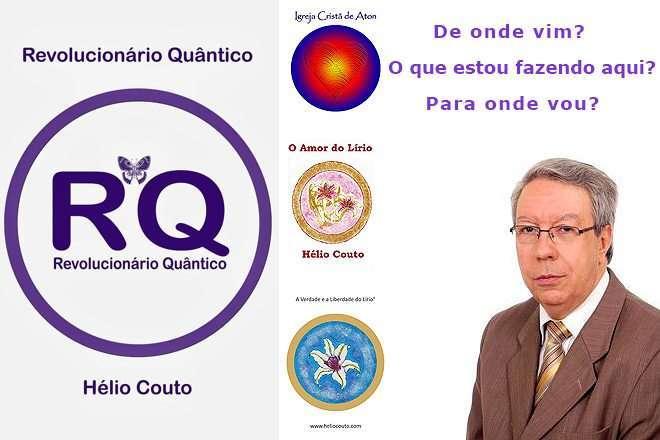 Professor Helio Couto Revolucionário Quântico - Foto Divulgação