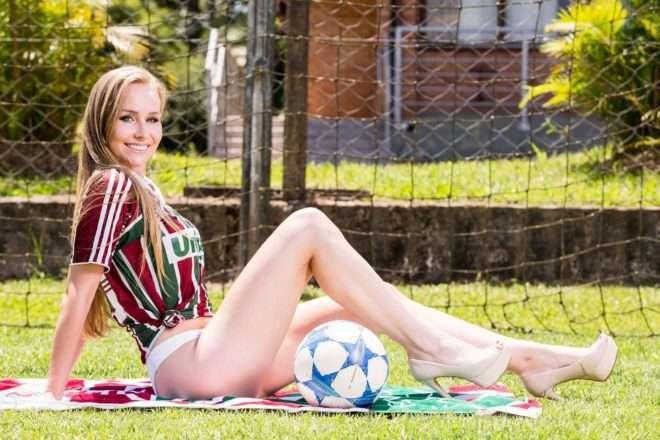 Foto de Futebol e Mulher Paixão Nacional… recebe reforço!!!