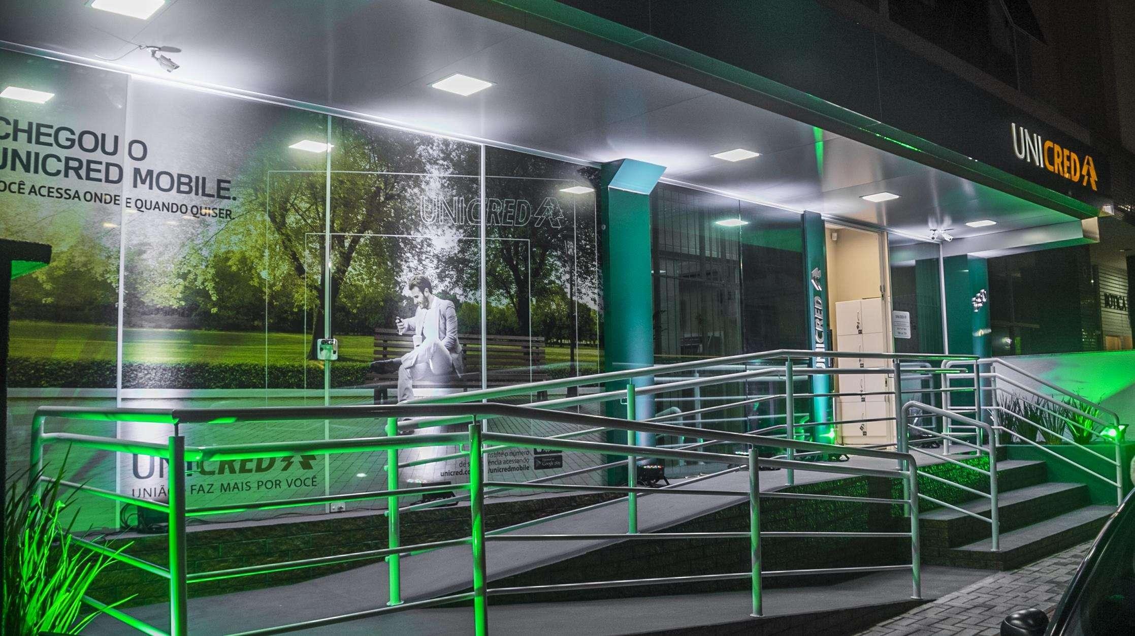 Foto de Nova agência daUnicredUnião inaugura em BC