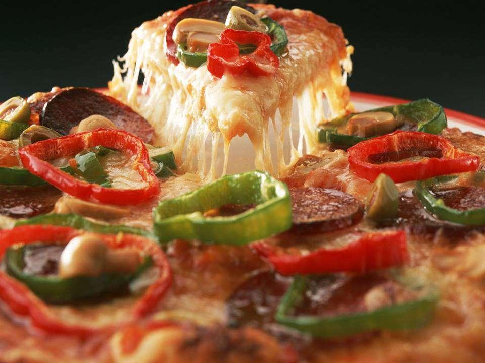 Origem da Pizza - Pizza a Portuguesa - Foto: Divulgação