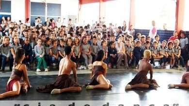 Foto de Bairro Vila Nova recebe a AMA Cia de Dança