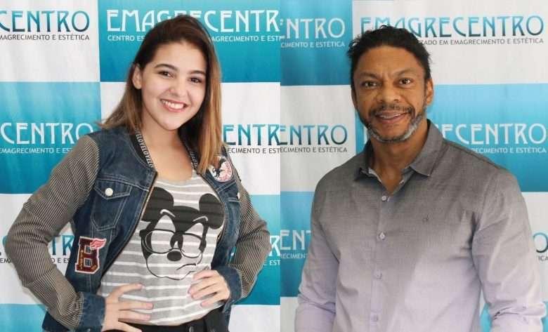 Ana Vitoria Zimmermann e Nill Marcondes - Foto Renato Cipriano - Divulgação