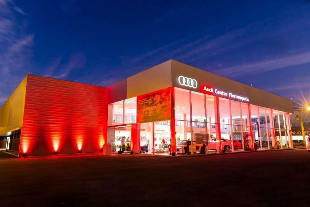 Audi Center Florianópolis - Foto Divulgação