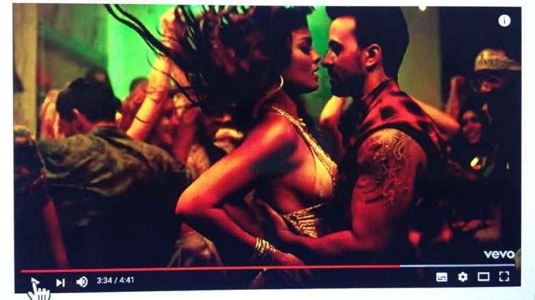Foto de Despacito está perto de 2 bilhões de views no youtube.
