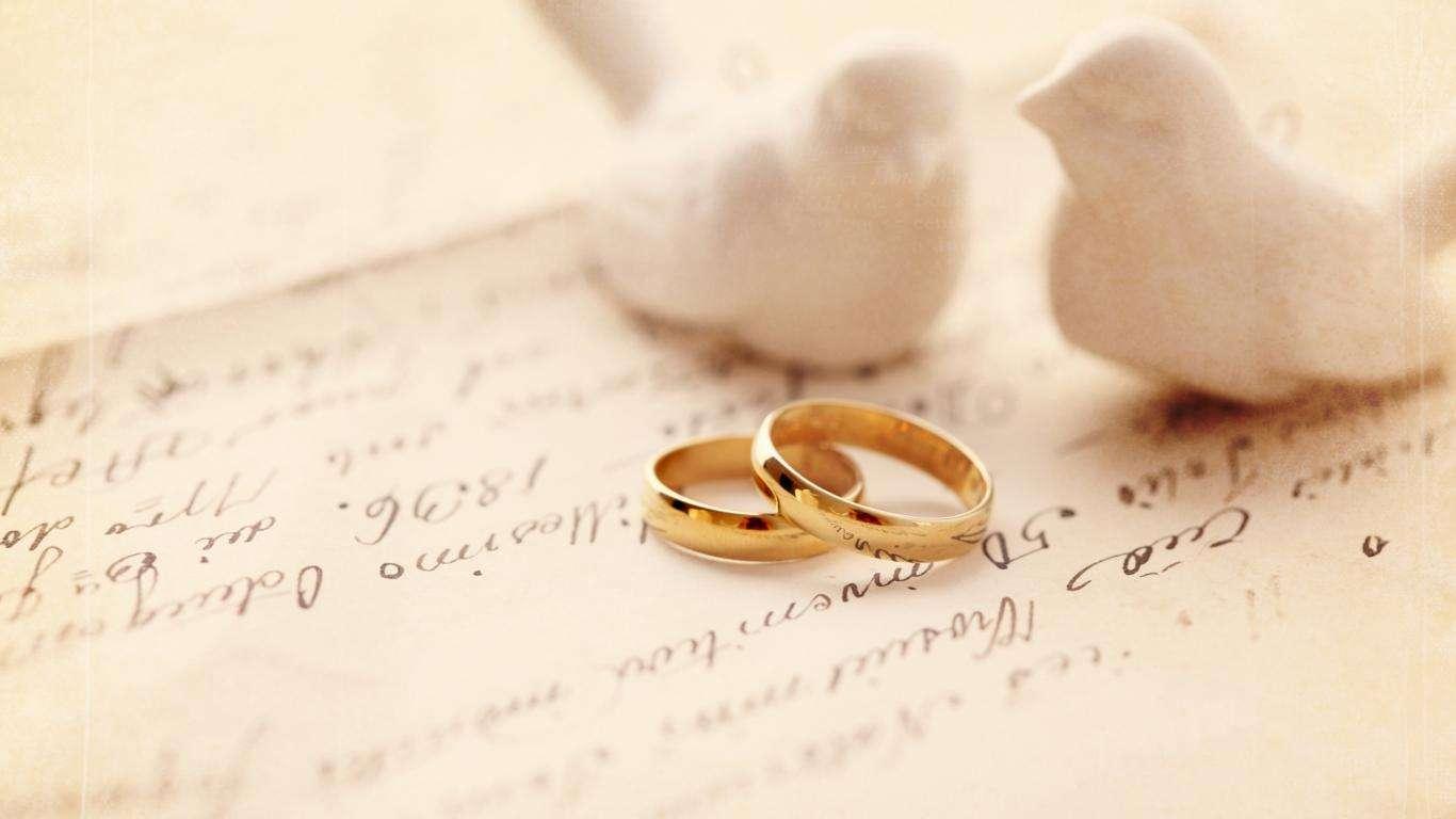 Foto de Mateus e Marcella casam e grande estilo
