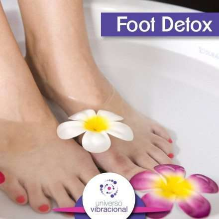 Foto de Foot Detox  sistema de desintoxicação do corpo através dos Pés