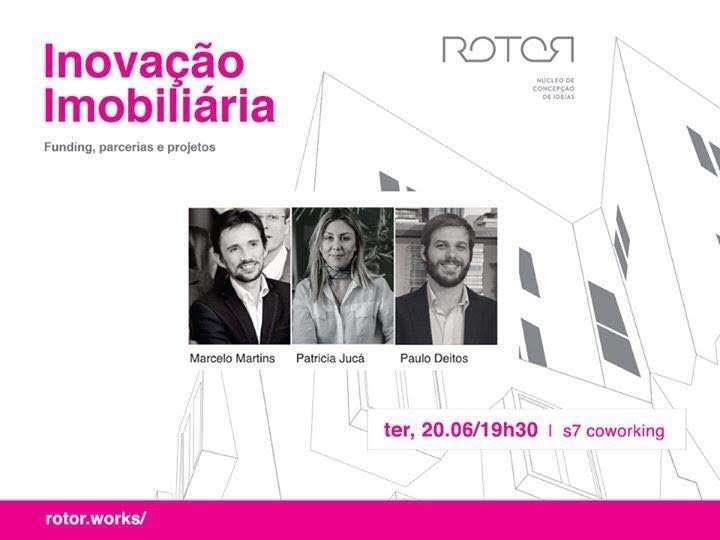Foto de Paulo Deitos Filho e Marcelo Martins comandam encontro sobre Inovação Imobiliária em Floripa