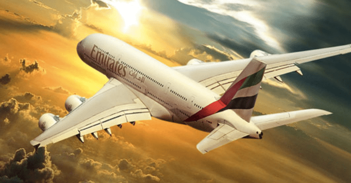 Foto: Emirates A380 - MoneyDigest.sg