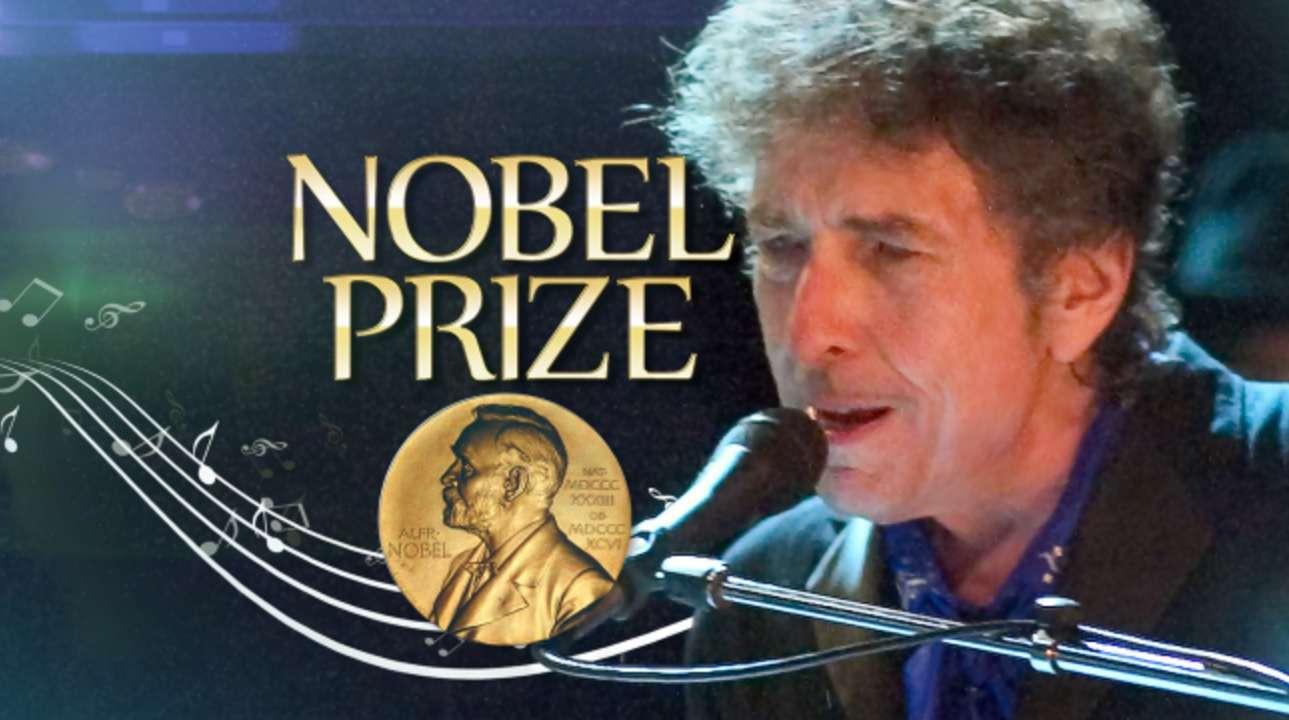Foto de Prêmio Nobel de Literatura – Bob Dylan