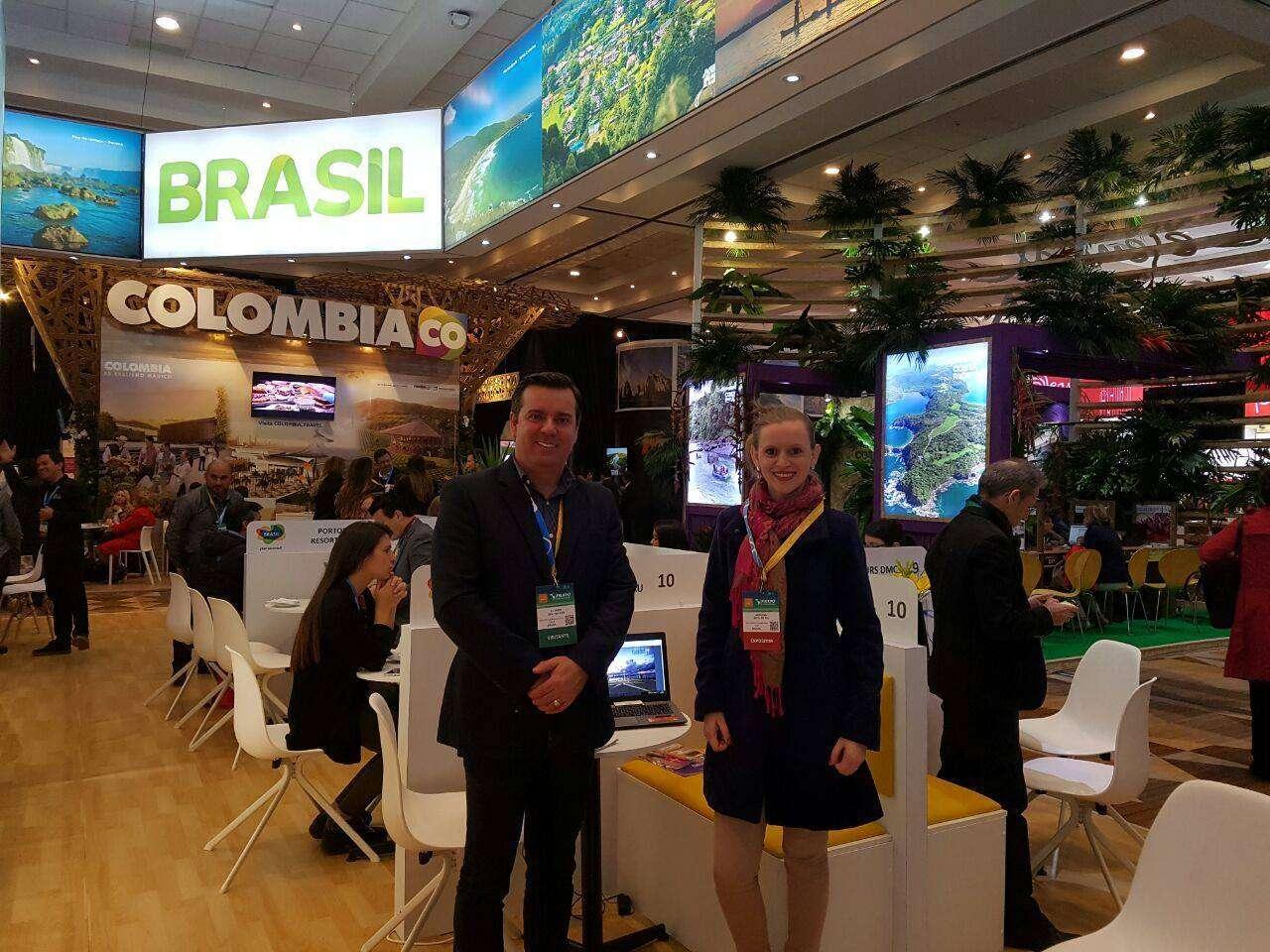 Foto de Balneario Camboriú investe em feiras de turismo e negócios
