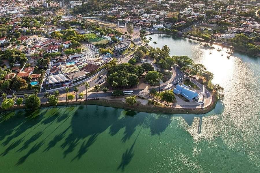 Foto de Lagoa da Pampulha já foi área de lazer e atrações turísticas