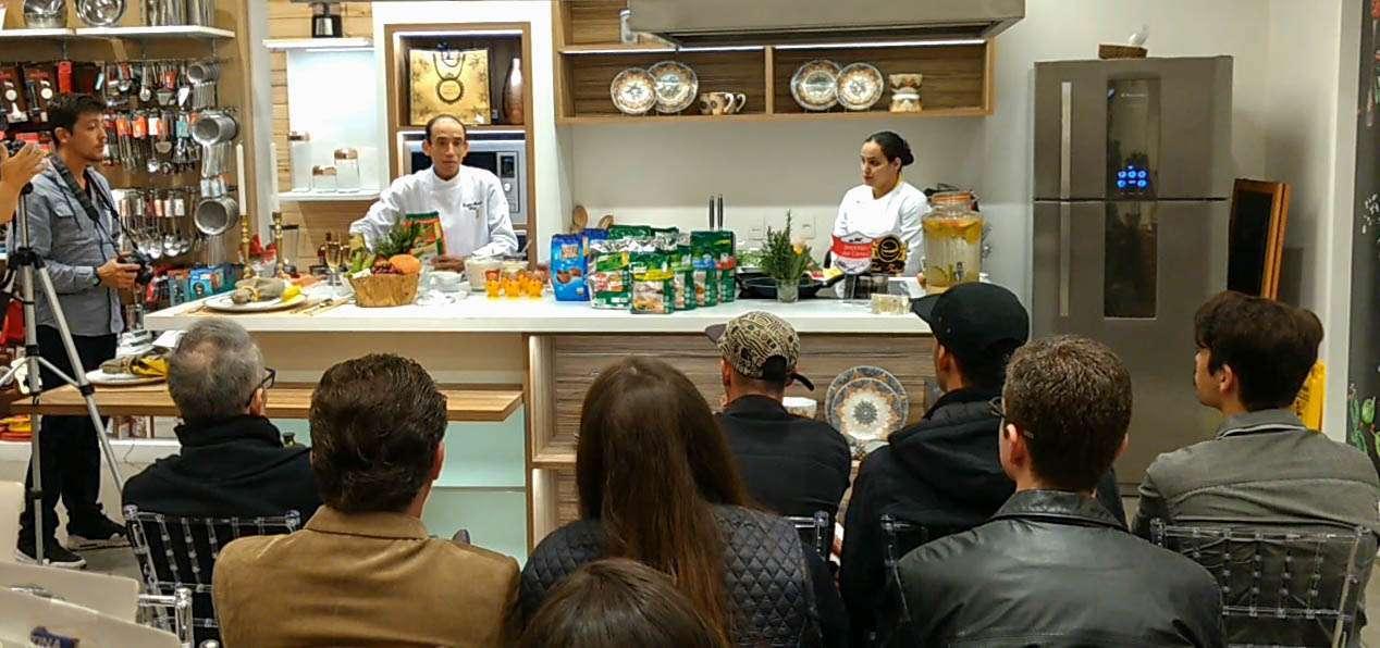 Foto de Aula de Gastronomia by Chef Sergio Miranda fala sobre inovação e tecnologia