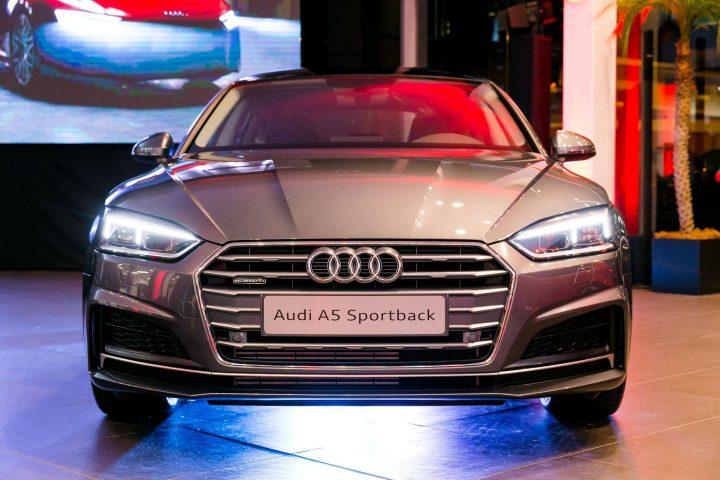 Foto de Audi A5 Sportback é lançado em Santa Catarina
