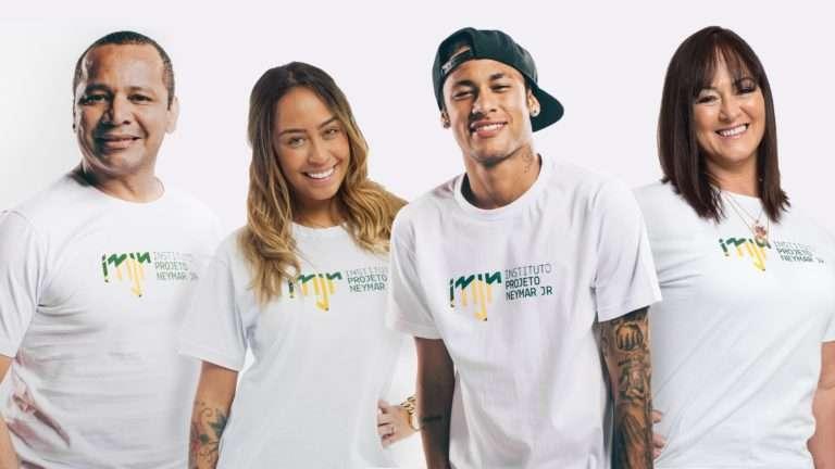 Foto de Instituto Neymar Jr promove Leilão Beneficente