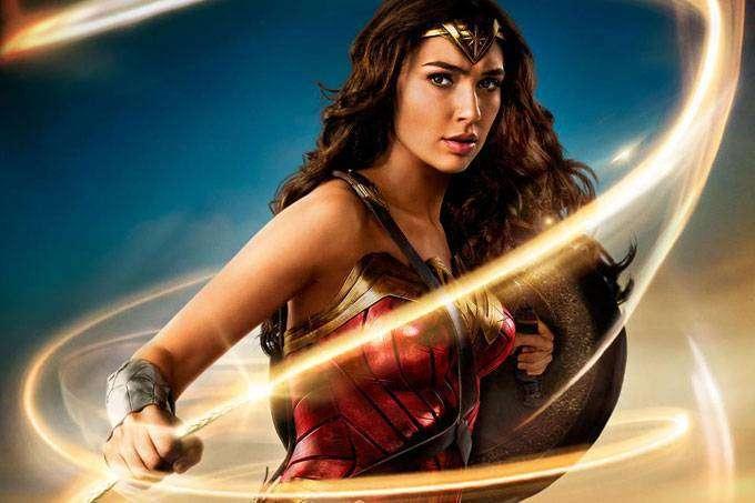 Foto de Mulher Maravilha a primeira super heroína a conquistar um gibi só