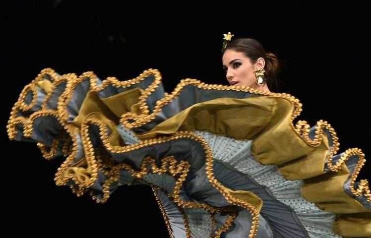 Foto de Moda Flamenca, diálogo entre tradição e tendências