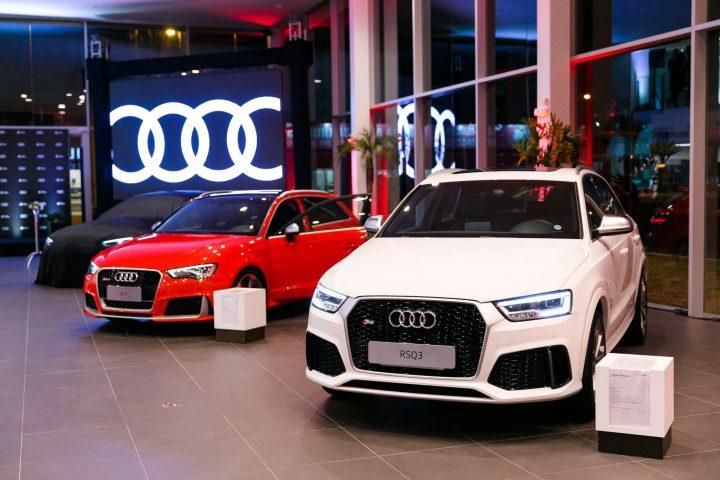 Audi A5 Sportback é lançado em Santa Catarina