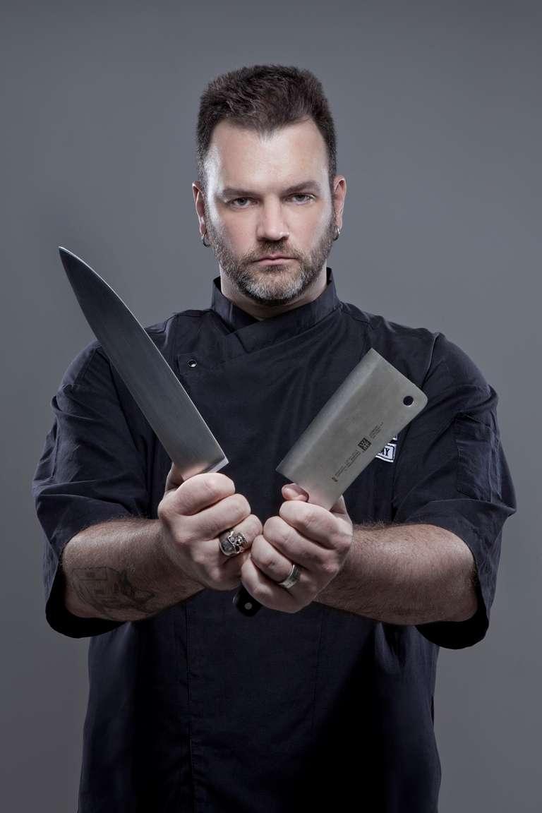 Chef Jimmy Mcmanis - Foto: Divulgação