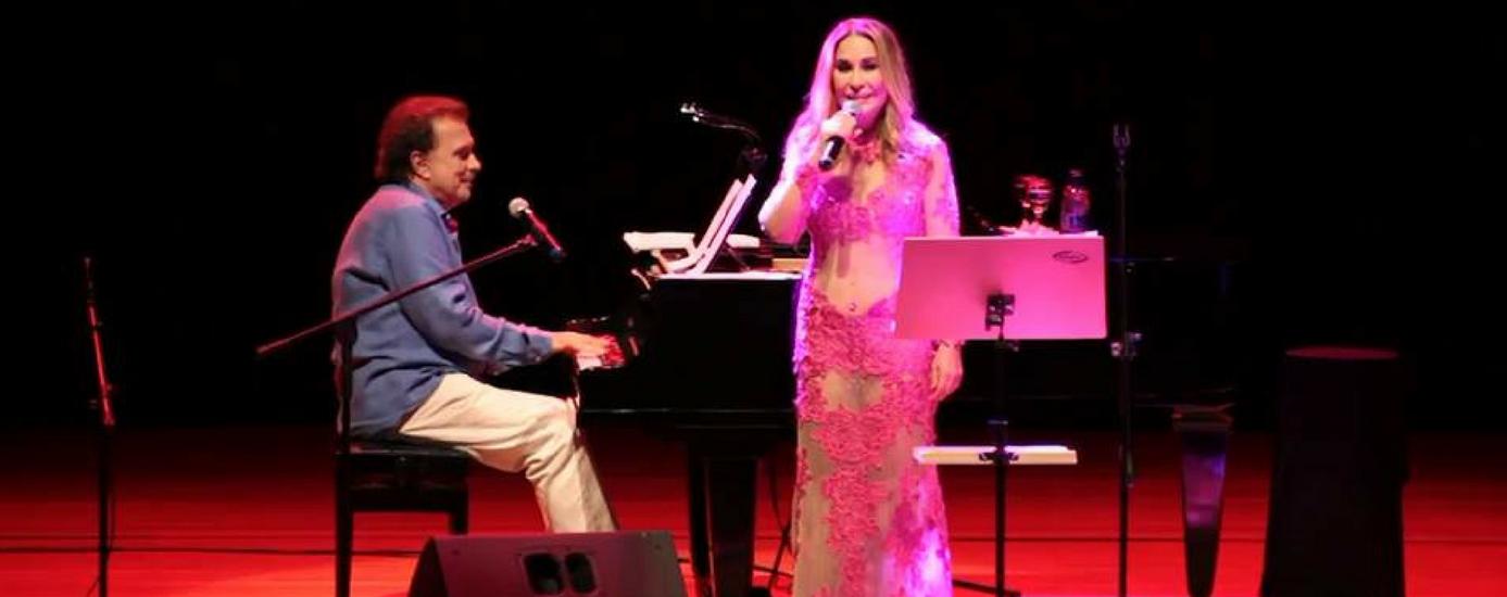 Foto de Eduardo Lages convida Rosemary para show inédito no Teatro J. Safra