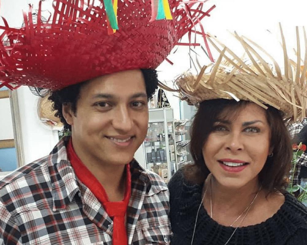 Foto de Vips prestigiam festa julina na Rede Lúcio Matias