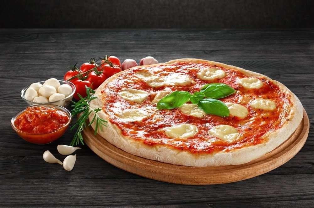 Origem da Pizza - Pizza Margherita - Foto: Divulgação