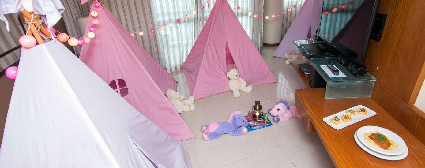 """Foto de Hotel do RJ promove """"Festa do Pijama"""" para a criançada nas férias"""