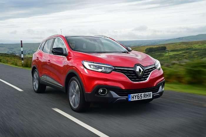 Modelos como o Renault Kadjar estão disponíveis a preços promocionais - Foto: Divulgação
