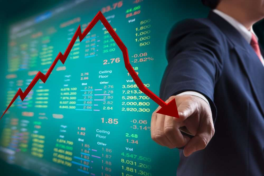 Foto de Bitcoin cai abaixo de US$ 2.000