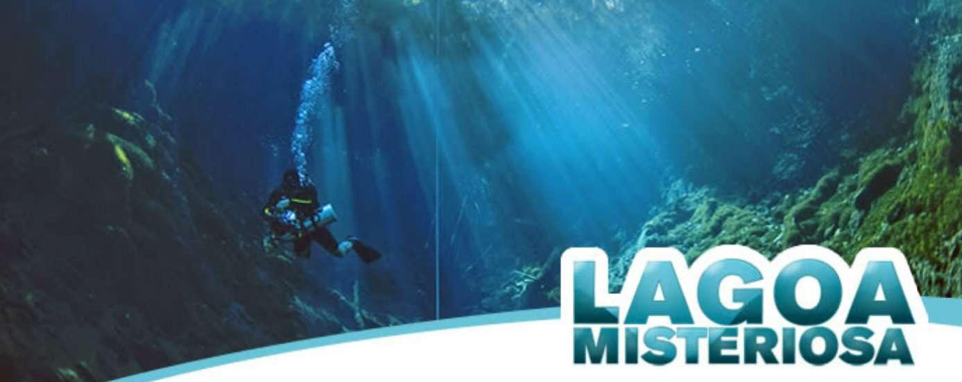 Foto de Lagoa Misteriosa proporciona passeios inesquecíveis no MS