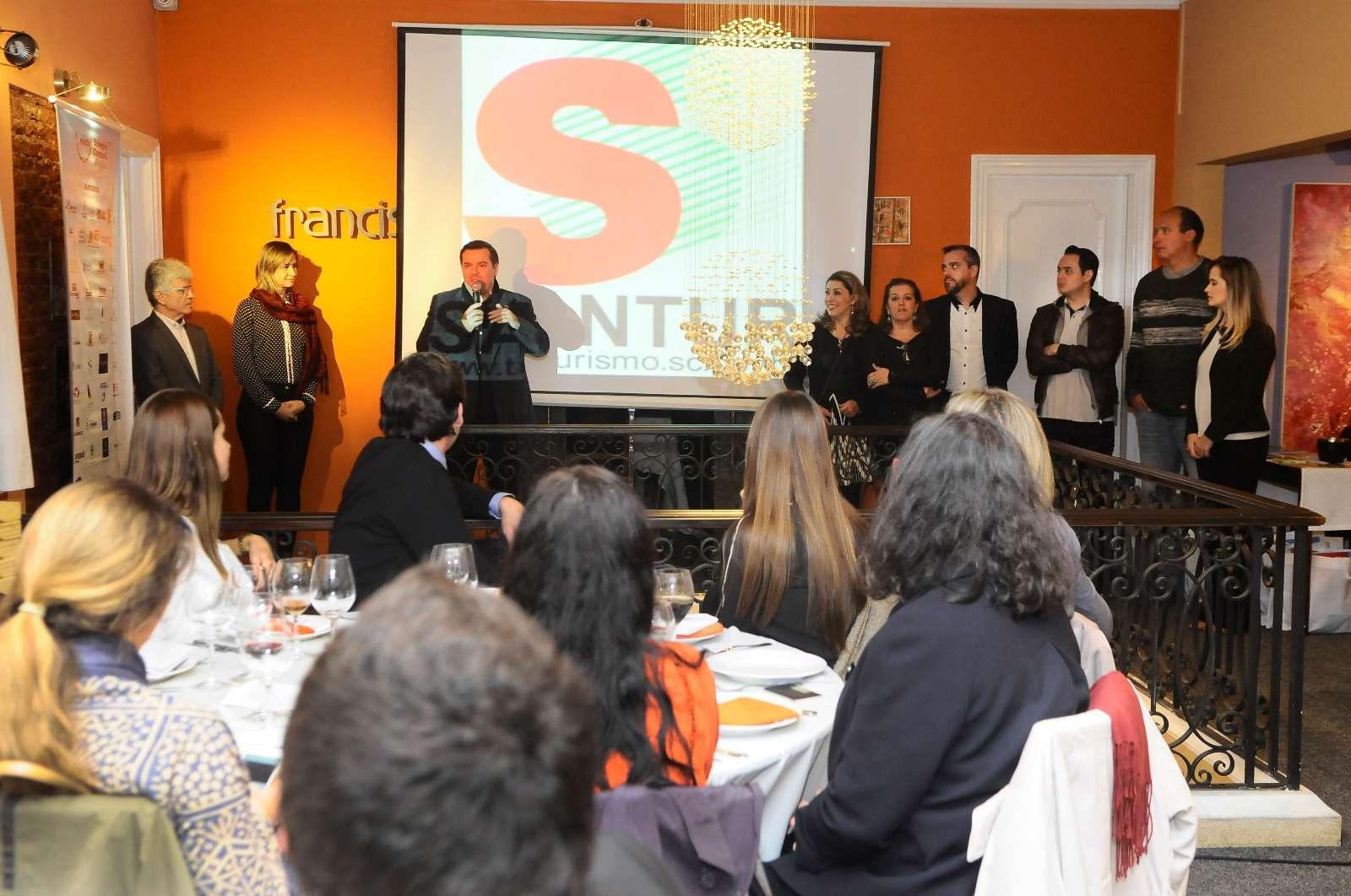 Foto de Projeto Visite BC faz ações com agentes e operadores de Montevidéu