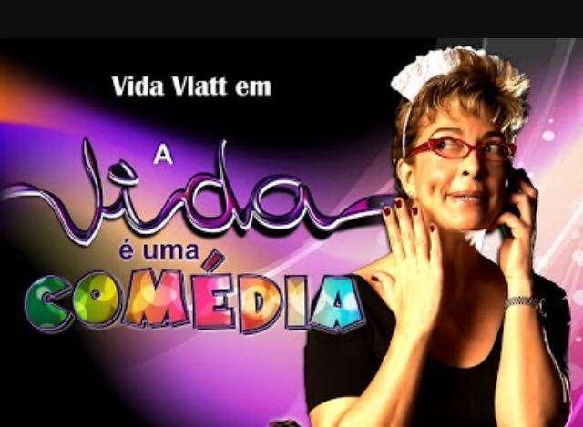 """Foto de """"A Vida é uma Comédia"""" faz estreia no palco do Teatro Augusta"""
