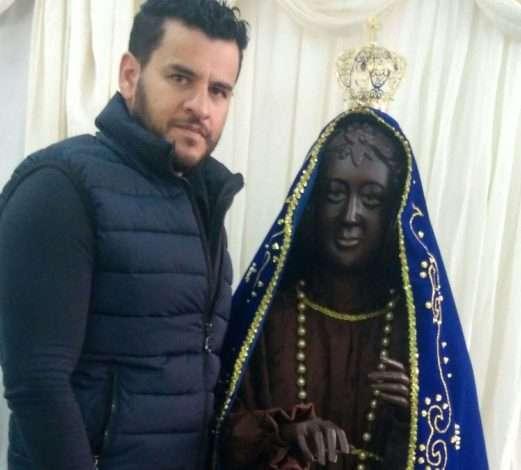 """Foto de """"Tributo a Padroeira do Brasil"""" tem a participação do cantor católico Miller Gomes"""
