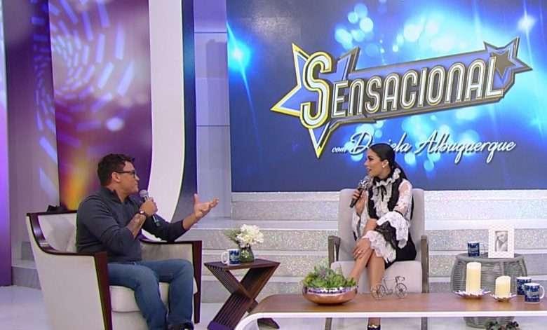Foto de Popó revela ter filho homossexual no programa da Rede TV!