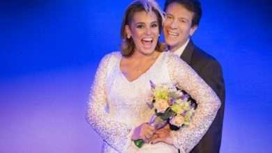 Foto de Suzy Rêgo e Eduardo Martini voltam aos palcos juntos