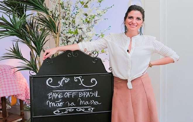 Foto de No Sbt estreia de Bake Off Brasil garante vice liderança