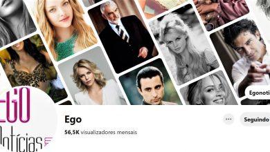 Foto de Ego notícias entre os sites mais acessado no Brasil e no mundo.