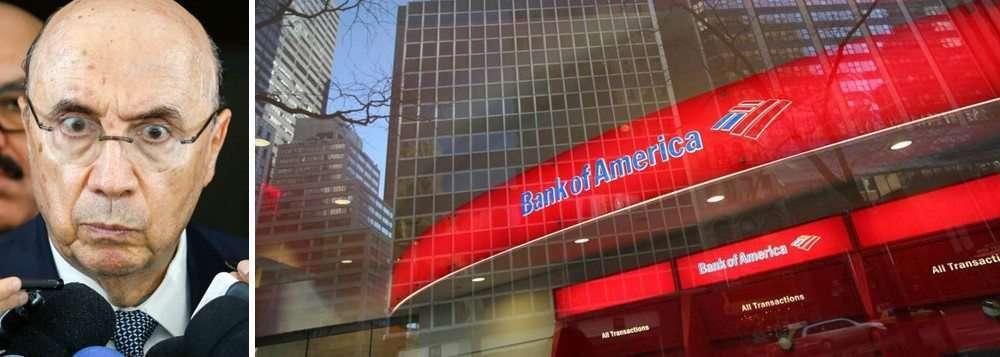 Foto de Bank Of América lidera ranking latino de ações com recuperação do Brasil