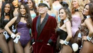 Foto de Fundador da Revista Playboy, Hugh Hefner, morre aos 91 anos