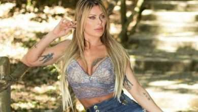 Foto de Luciane Hoepers vira empresária, depois de posar para Sexy