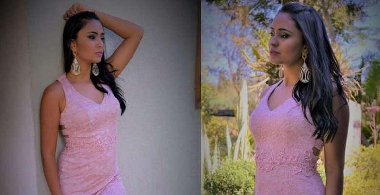 Modelo Bruna Santos - Fotos: Ronaldo Amaral - Divulgação