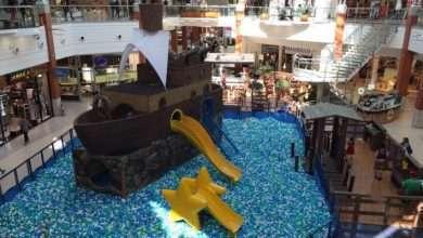 Foto de Ilha Pirata traz mar de bolinhas ao Floripa Shopping