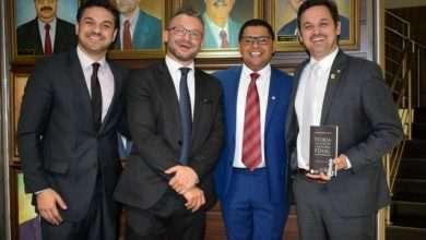 Foto de Câmara Municipal de Florianópolis faz homenagem ao Juiz Alexandre Morais da Rosa