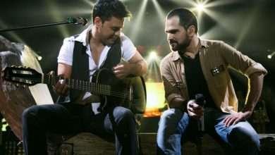 Foto de Zezé Di Camargo & Luciano fazem show em Novo Hamburgo