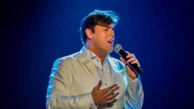 Foto de Márcio Gomes canta Jessé no Domigão do Faustão