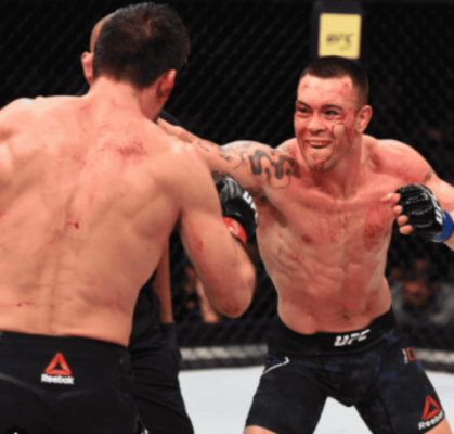 Colby vence Demian - UFC