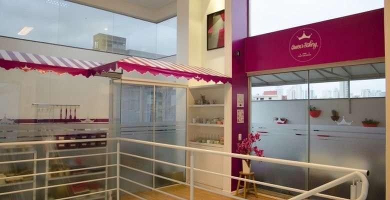 Area interna Queens Bakery - fotos Any Costa
