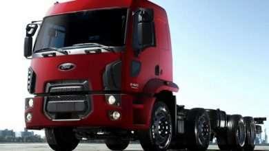 Foto de Ford apresenta protótipo de caminhão semiautônomo