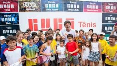 Foto de Guga lança plataforma para fortalecer o Tênis no país