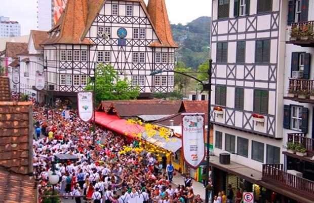 Oktoberfest mais do que uma festa, uma prova de amor